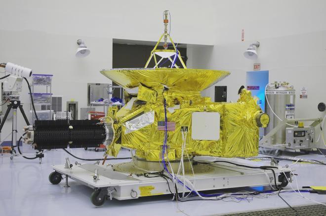 New Horizons Thermal Control System – Matt Bergman